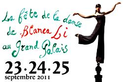Fête de la Danse 2011 - Blanca Li - Grand Palais