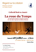 Spectacle « La roue du Temps » 2012