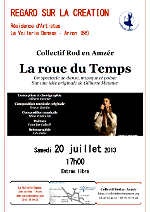 Spectacle « La roue du Temps » 2013
